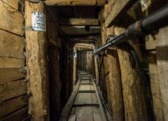 Tunnel of Hope in Sarajevo, Bosnia and Herzegovina