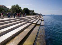 Órganos del mar en Zadar