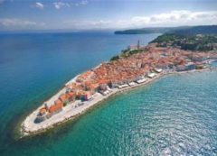 Cidade medieval de Piran