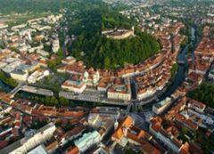 Liubliana - cidade de pontes