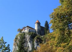 O castelo mais antigo da Eslovênia