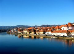 Maribor - conhecida por Festival Lent e vinho