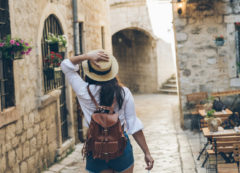 Strolling the streets of Kotor, Montenegro itinerary