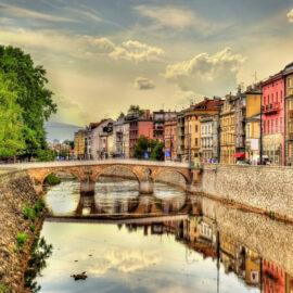 Viaje por Croacia y Bosnia - Sarajevo